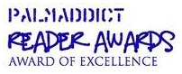 PalmAddict Reader Awards Award of                             Excellence