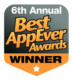 2013 Best AppEverAwards Winner