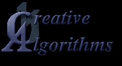 Creative Algorithms logo
