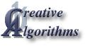 Creative Algorithms