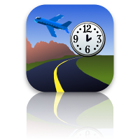 Itinerary icon